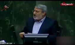 فیلم/ توضیحات وزیر کشور درباره حوادث آبان ۹۸ و گرانی بنزین
