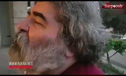فیلم/ شعر و دکلمه از زنده یاد علیرضا راهب با نام 'رویای اردیبهشت'