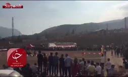 فیلم/ برگزاری جشنواره اسب آمل در شرایط کرونایی کشور!