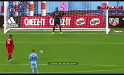 فیلم/ عجیب ترین ضربات پنالتی در فوتبال