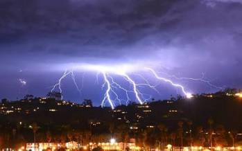 رعد و برق مرگبار در هند,اخبار حوادث,خبرهای حوادث,حوادث طبیعی