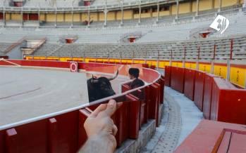 تصاویر تاثیر کرونا بر جشنواره گاوبازی اسپانیا,عکس های جشنواره گاوبازی اسپانیا,تصاویر جشنواره گاوبازی اسپانیا قبل از کرونا