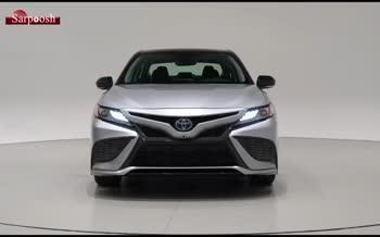 فیلم/ رونمایی از تویوتا کمری ۲۰۲۱ (Toyota Camry)