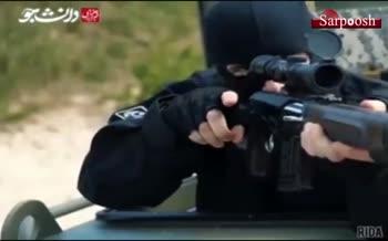 فیلم/ تست شلیک گلوله به مدل ضدگلوله خودرو مرسدس بنز
