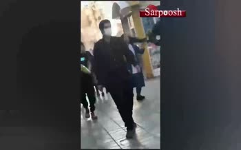 فیلم/ بازداشت عوامل اجرای رقص خیابانی در ایلام