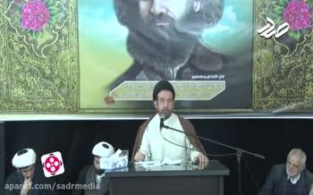 فیلم/ توهین به رئیس جمهور؛ جنایات آبان به پای روحانی ثبت شد!