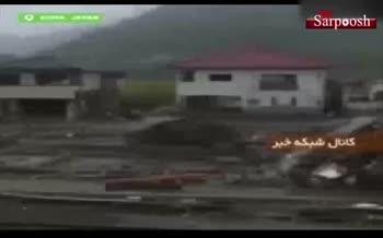 فیلم/ خسارت های سیل در جزیره کیوشو ژاپن