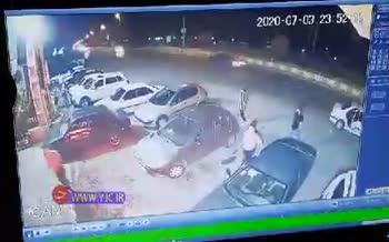 فیلم/ حمله خشن و وحشیانه اراذل و اوباش به رستورانی در سرخرود مازندران