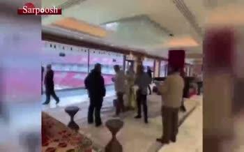 فیلم/ نمای داخلی زیبای استادیوم جام جهانی 2022 قطر