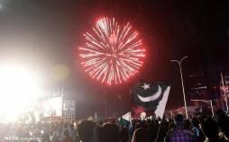 تصاویر جشن روز استقلال پاکستان زیر سایه کرونا,عکس های جشن روز استقلال پاکستان,تصاویر جشن استقلال در پاکستان