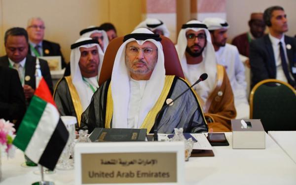 وزیر خارجه امارات: رابطه ما با اسراییل ربطی به ایران ندارد