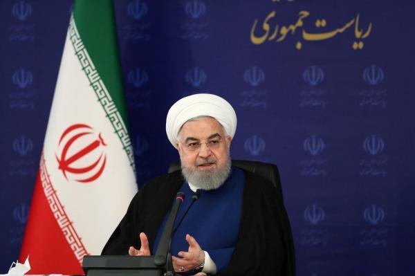 روحانی: ما در شرایط فعلی مشکل حاد بحرانی نداریم!/برخی ممنوعیت و محدودیت ها خودشان مشکل ساز می شوند