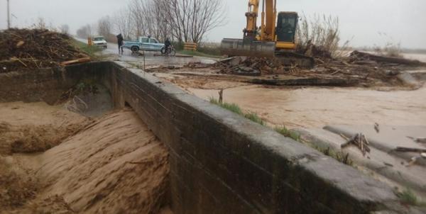 سیل در مازندران,اخبار اجتماعی,خبرهای اجتماعی,وضعیت ترافیک و آب و هوا