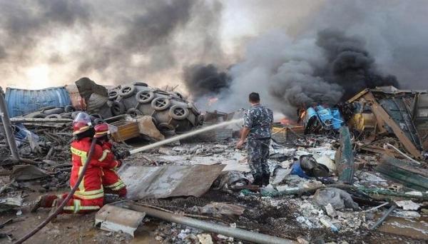 انفجار بیروت,اخبار سیاسی,خبرهای سیاسی,خاورمیانه