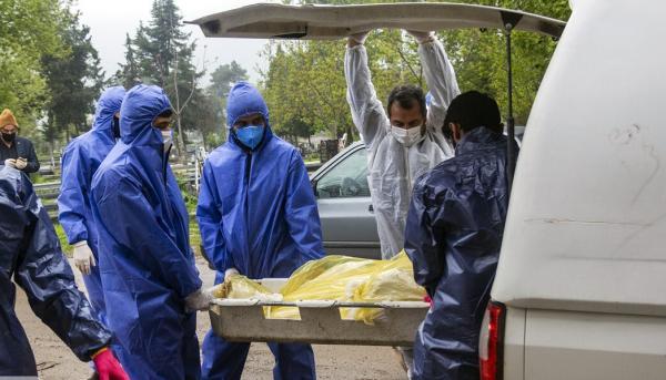 آمار فوتی های کرونا در ایران,اخبار پزشکی,خبرهای پزشکی,بهداشت