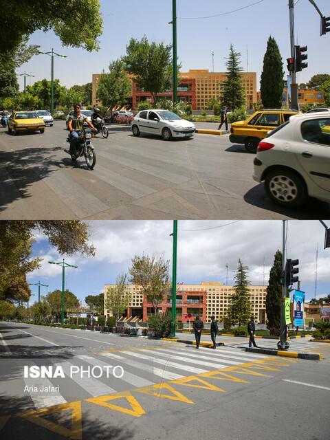 وضعیت قرمز کرونا در اصفهان و تهران,اخبار پزشکی,خبرهای پزشکی,بهداشت