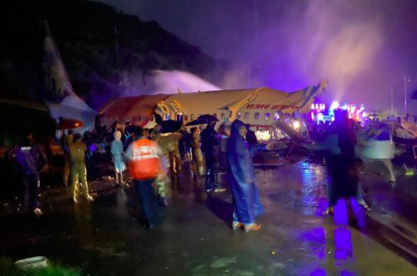حادثه برای هواپیمایی در هند,اخبار حوادث,خبرهای حوادث,حوادث