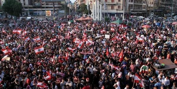 تظاهرات اعتراضی در لبنان,اخبار سیاسی,خبرهای سیاسی,خاورمیانه