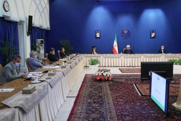 روحانی: دولت به دنبال گشایش در اقتصاد و معیشت مردم است