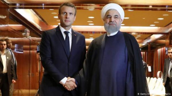 روحانی و مکرون,اخبار سیاسی,خبرهای سیاسی,سیاست خارجی