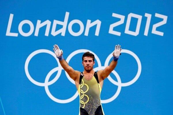 مدال کیانوش رستمی در المپیک 2012 لندن,اخبار ورزشی,خبرهای ورزشی,کشتی و وزنه برداری