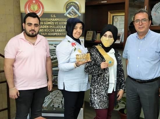 ساخت ماسک طلا برای عروسها در ترکیه,اخبار جالب,خبرهای جالب,خواندنی ها و دیدنی ها