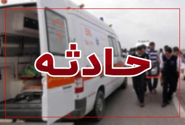 واژگونی اتوبوس تهران-میانه,اخبار حوادث,خبرهای حوادث,حوادث