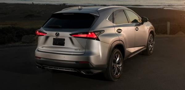 لکسوس NX مدل 2021,اخبار خودرو,خبرهای خودرو,مقایسه خودرو