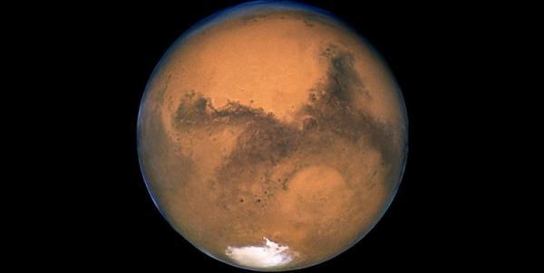 عکس از زمین و ماه توسط کاوشگر مریخی چین,اخبار علمی,خبرهای علمی,نجوم و فضا