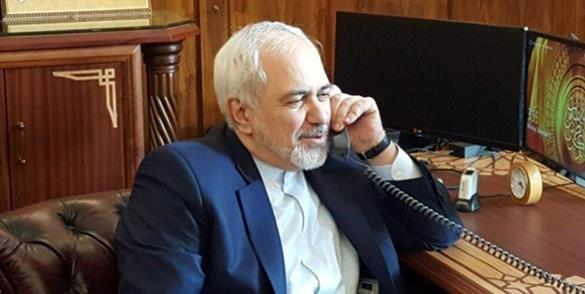 ظریف و وزیر خارجه اوکراین,اخبار سیاسی,خبرهای سیاسی,سیاست خارجی