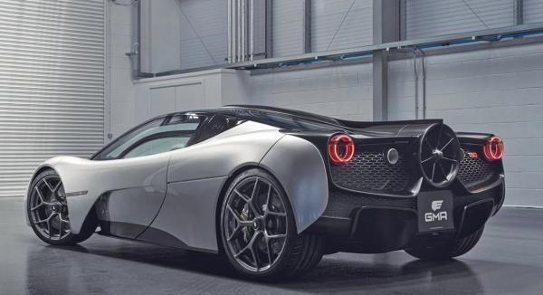 خودروی T.50 گوردون موری اتوموتیو,اخبار خودرو,خبرهای خودرو,مقایسه خودرو