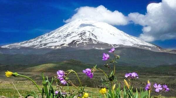 قله دماوند,اخبار اجتماعی,خبرهای اجتماعی,محیط زیست