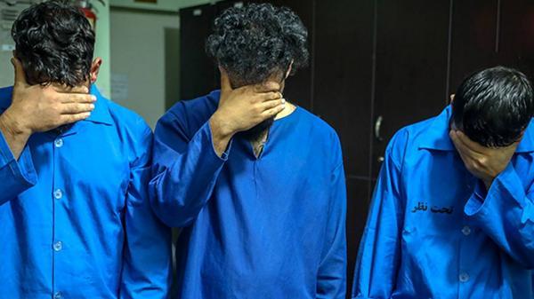 محاکمه ۳ نوجوان داعشی در تهران