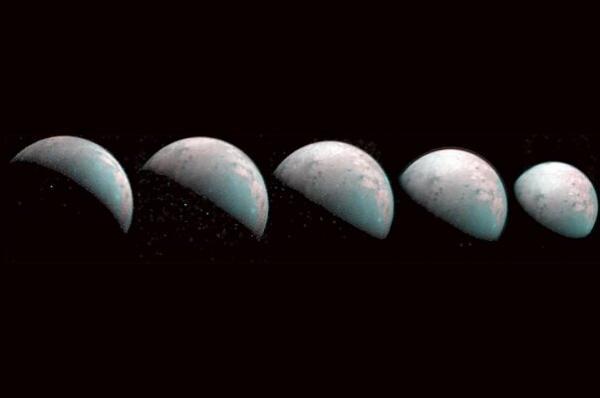 قمر گانمید,اخبار علمی,خبرهای علمی,نجوم و فضا