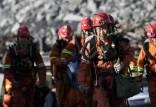 انفجار مرگبار در یک معدن زغال سنگ در چین,کار و کارگر,اخبار کار و کارگر,حوادث کار