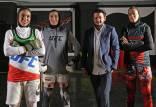 خواهران منصوریان در MMA,اخبار ورزشی,خبرهای ورزشی,ورزش بانوان