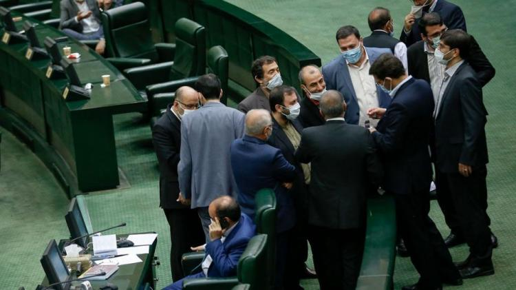 تصاویر مجلس در 15 مرداد 99,عکس های صحن علنی مجلس در 15 مرداد,تصاویری از جلسه مجلس در 15 مرداد