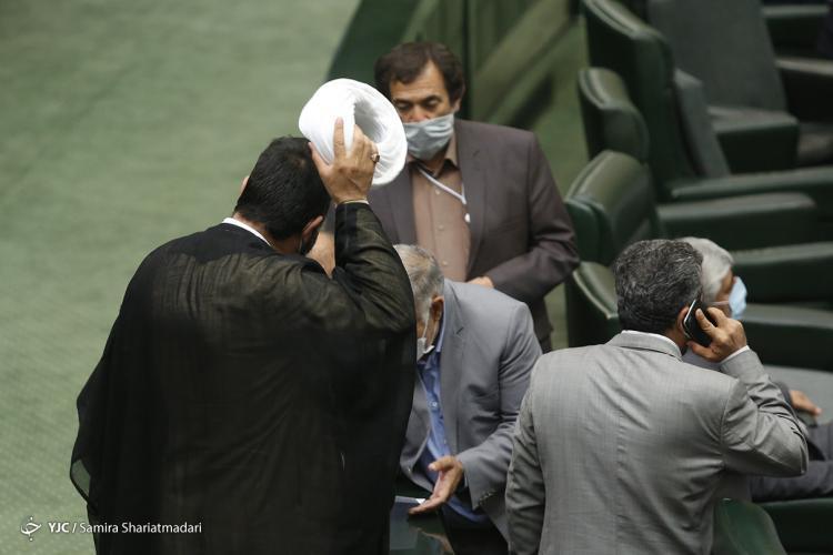 تصاویر مجلس در 19 مرداد 99,عکس های صحن علنی مجلس در 19 مرداد,تصاویری از جلسه مجلس در 19 مرداد