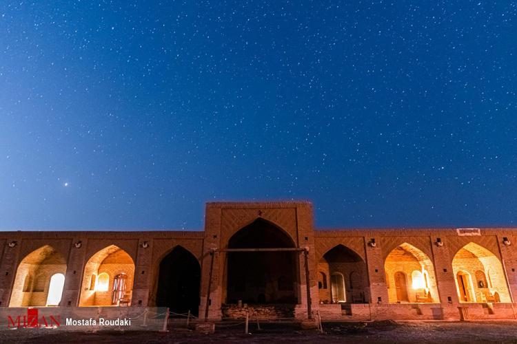 تصاویر بارش شهابی در ایران,عکس های بارش شهابی برساوشی
