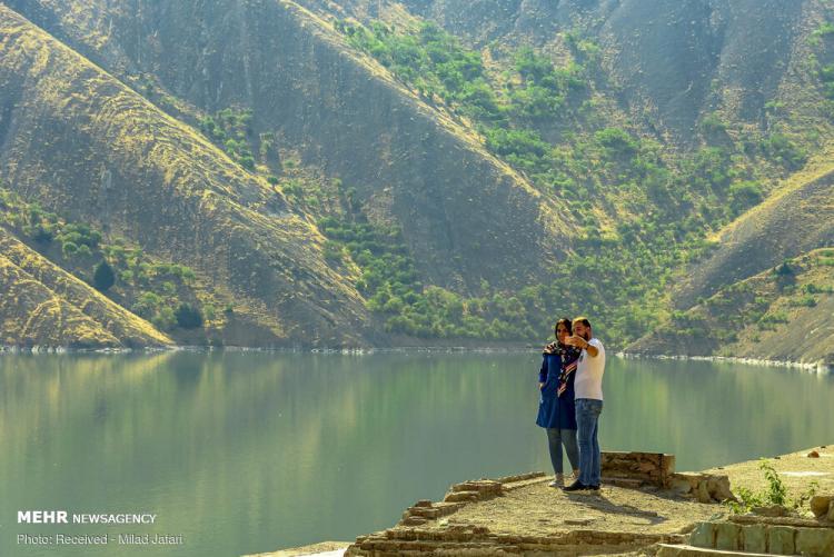 تصاویر رودخانه کرج,عکس های رودخانه کرج,تصاویر غرق شدن در رودخانه کرج