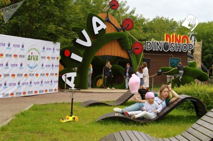 تصاویر پارک قصهها در مسکو,عکس های پارک قصه ها در مسکو,عکس های پارک قصه ها در روسیه