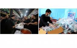 توزیع غذا در هیأت های عزاداری,اخبار مذهبی,خبرهای مذهبی,فرهنگ و حماسه