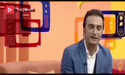 فیلم/ 'محمود معصومی' گوینده سابق اخبار ورزشی: من پرسپولیسیام ولی بازی استقلال را میپسندم