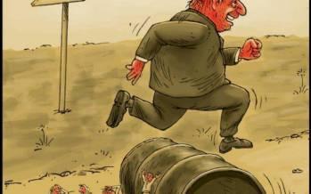کاریکاتور در مورد طرح گشایش اقتصادی,کاریکاتور,عکس کاریکاتور,کاریکاتور اجتماعی