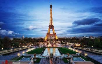 تصاویر برج های مشهور جهان,عکس های برج های معروف,تصاویر برج ایفل