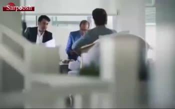 فیلم/ کنایه سریال آقازاده به یکی از پرونده های پر سر و صدای بانکی