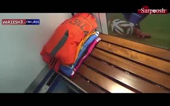 فیلم/ به مناسبت خداحافظی ایکر کاسیاس از دنیای فوتبال