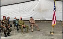 تصاویر تحویل پایگاه تاجی به نیروهای عراقی,عکس های پایگاه تاجی,تصاویر نیروهای آمریکایی در پایگاه تاجی