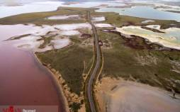 تصاویر دریاچههای نمکی سرزمین آلتای در روسیه,عکس های دریاچه های نمک روسیه,تصاویر دریاچههای نمکی سرزمین آلتای