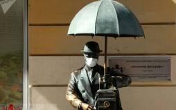 تصاویر عجیبترین مجسمهها در روسیه,عکس های مجسمه های عجیب در روسیه,تصاویر عجیب ترین مجسمه ها در روسیه